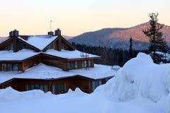 hotelowe góry zdjęcia stock