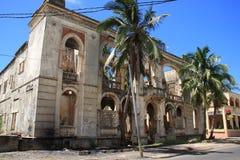 Hotelowe ruiny Obraz Royalty Free