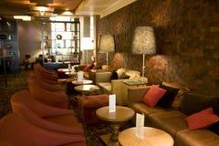 Hotelowego baru restauracja Obraz Royalty Free