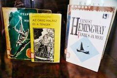 Hotelowi Ambos Mundos i Hemingway Fotografia Royalty Free