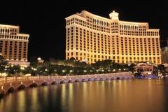 hotelowi Bellagio las Vegas Obraz Stock
