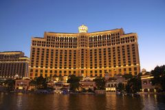 hotelowi las Vegas Obrazy Stock