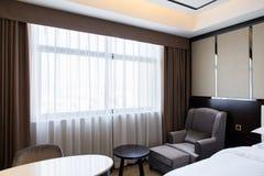 Hotelowy środowisko zdjęcia stock