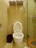 Hotelowy łazienki wnętrze Zdjęcie Stock