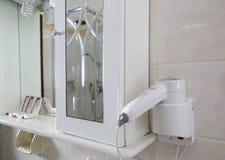 Hotelowy łazienki wnętrze Zdjęcie Royalty Free