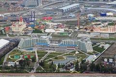 Hotelowy Azimut kurort, zdrój & Sochi park Zdjęcia Royalty Free