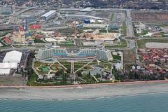 Hotelowy Azimut kurort, zdrój & Sochi park Obrazy Stock