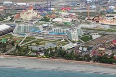 Hotelowy Azimut kurort, zdrój & Sochi park Fotografia Stock