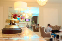 Hotelowy Bell Zdjęcie Royalty Free