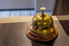Hotelowy Bell Obrazy Royalty Free