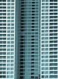 Hotelowy budynku drapacz chmur Zdjęcie Royalty Free