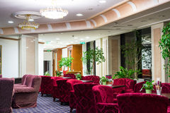 Hotelowy Caffe Obrazy Royalty Free