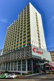 Hotelowy Capri - Hawański, Kuba Fotografia Royalty Free
