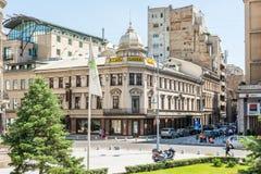 Hotelowy Capsa Na zwycięstwo alei Fotografia Stock