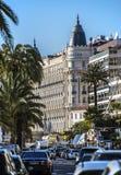 Hotelowy Carlton Cannes zdjęcie stock