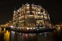 Hotelowy De l'Europe obraz stock