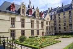 Hotelowy De Sens &-x28; Forney Library&-x29; Obrazy Stock