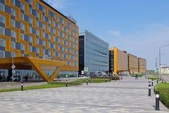 Hotelowy Hilton i ExpoForum zdjęcia stock