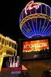 Hotelowy i Kasynowy paryski Las Vegas Obraz Stock