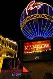 Hotelowy i Kasynowy paryski Las Vegas Fotografia Stock