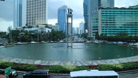 Hotelowy Indonezja rondo Obraz Stock