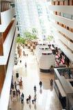 Hotelowy korytarz Fotografia Stock