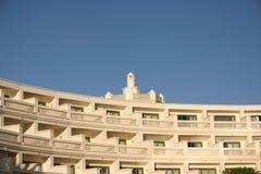 hotelowy kurort Zdjęcia Royalty Free