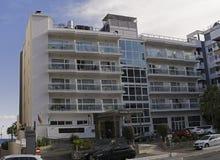 Hotelowy Las Vegas, Malaga, Hiszpania Obraz Royalty Free