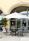 hotelowy luksusowy plenerowy Zdjęcie Royalty Free