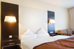 hotelowy luksusowy pokój Fotografia Stock