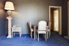 hotelowy luksusowy pokój Fotografia Royalty Free