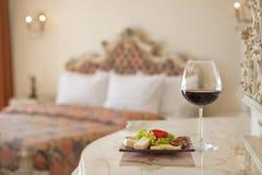 hotelowy luksusowy pokój Zdjęcia Stock
