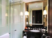 hotelowy luksusowy washroom Zdjęcie Stock