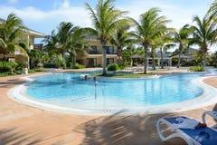 Hotelowy Melia Buenavista Zdjęcia Royalty Free
