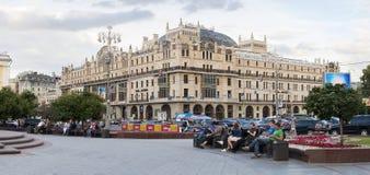 hotelowy metropol obrazy royalty free