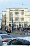 Hotelowy Moskwa Manezh kwadrat Fotografia Stock