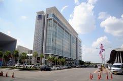 hotelowy muang novotel thani pasek obrazy stock