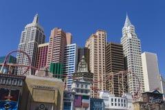 hotelowy newyork Fotografia Royalty Free