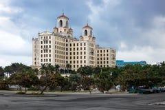 Hotelowy obywatel Kuba obrazy stock