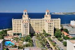 Hotelowy obywatel w Hawańskim, Kuba zdjęcie royalty free