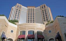 hotelowy palazzo Zdjęcie Royalty Free