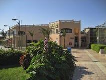 Hotelowy PickAlbatros w Hurghada jest popularnym turystycznym miejsce przeznaczenia obrazy stock