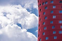 Hotelowy Porta Fira, Barcelona Obrazy Royalty Free