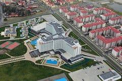 Hotelowy Radisson raju Błękitny kurort & zdrój Zdjęcie Royalty Free