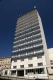 Hotelowy Scysraper w Rijeka, Chorwacja Fotografia Stock