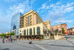 Hotelowy Szwajcarski Diamentowy Prishtina Obrazy Stock