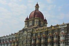 Hotelowy Taj blisko bramy India Obrazy Stock