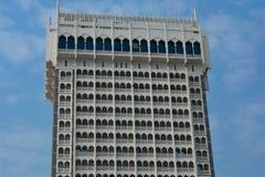 Hotelowy Taj blisko bramy India Fotografia Stock