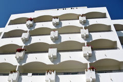 hotelowy Tunisia Obraz Royalty Free
