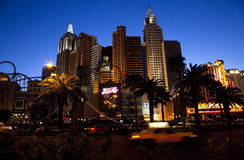 hotelowy Vegas Zdjęcia Royalty Free